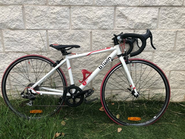 """Bicicleta Junior 24"""" carretera"""