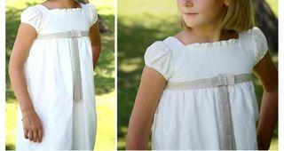Vestidos de niña de comunion