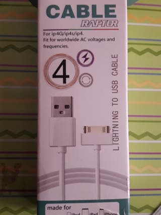 Cable adaptador USB