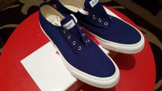 Brand new authentic Maison Kitsuné Canvas Sneakers