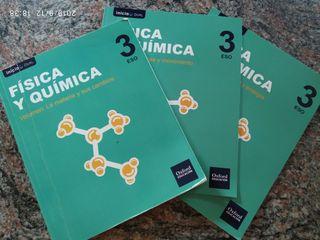 Libro de Física y Química 3ESO