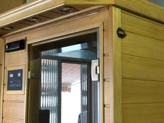 Sauna seca infrarojos 1150W