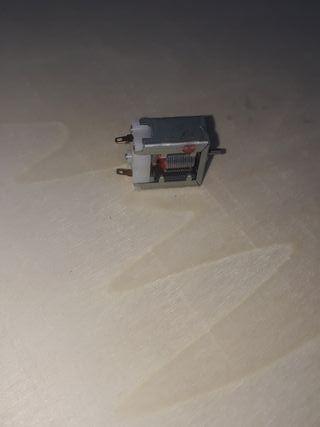 mini motor electrico