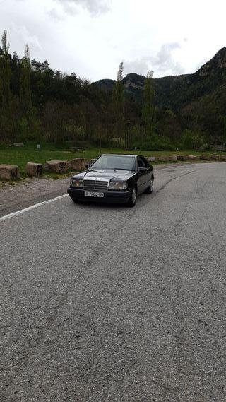 Mercedes-Benz w124 1992
