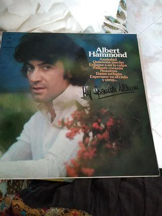 vinilo de Albert Hammond