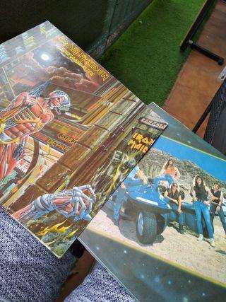 Disco Vinilo Iron Maiden