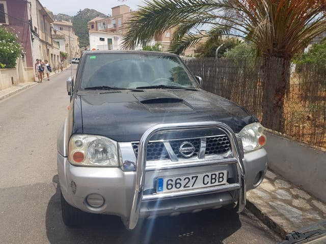 Nissan Pick-up 2002