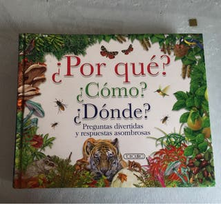 Libro Educativo de animales para niños