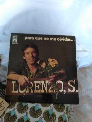 vinilo de Lorenzo, Santa Maria