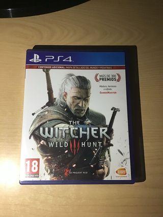 The Witcher 3: Wild Hunt Edición GOTY