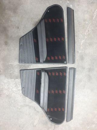Paneles Fiat Uno turbo