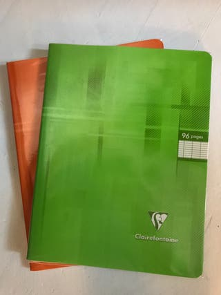 Cuadernos Clairefontaine