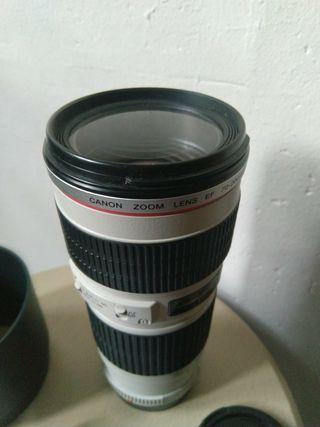 Objetivo Canon EF 70-200mm f4 L USM