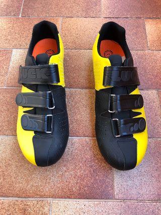 Zapatillas de carretera luck talla 43