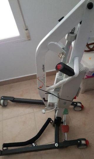 lote enfermo grúa silla inodoro silla rueda y mas