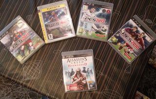 juegos PS3,