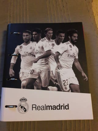 Archivador Real Madrid