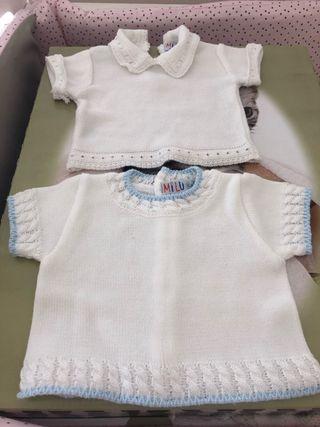 Jersey punto bebe