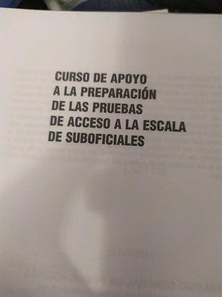 TEMARIO ESCALA DE SUBOFICIALES DEL EJÉRCITO (ET)