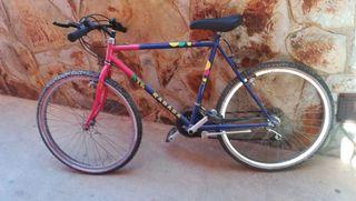 bicicleta rabasa MTB 21 velocidades