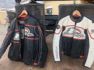 2 chaquetas harley screaming eagle