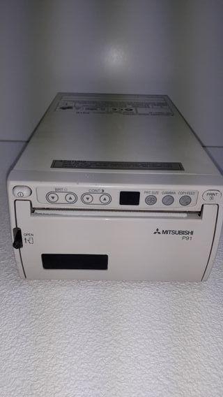 Video impresora Térmica Mitsubishi P91