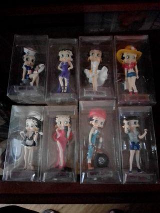 15 Figuras de colección Betty Boop