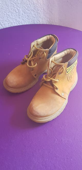 zapatos catarpilar