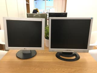Pantallas monitor de ordenador