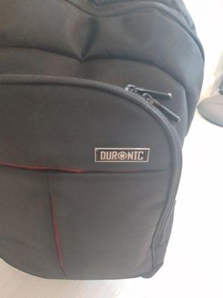 mochila de ruedas y asas reversible