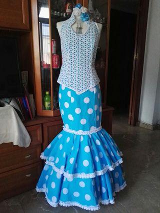 Conjunto rociero flamenca gitana sevillana