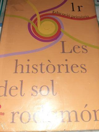 libro de primero primaria