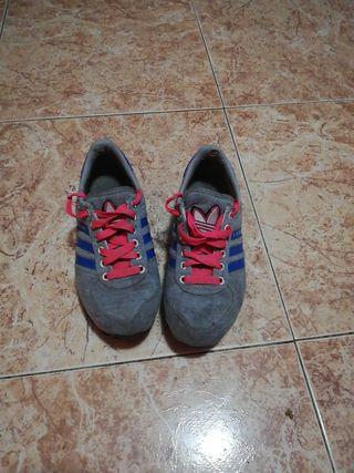 zapatillas adidas mujer 37