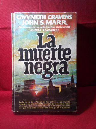 LA MUERTE NEGRA.G.Cravens y J.S.Marr.UN CLÁSICO.