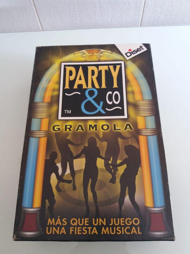 Party gramola(748)