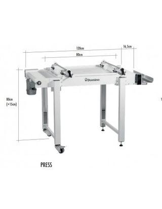 Mesa de prensado ajustable para todos los modelos