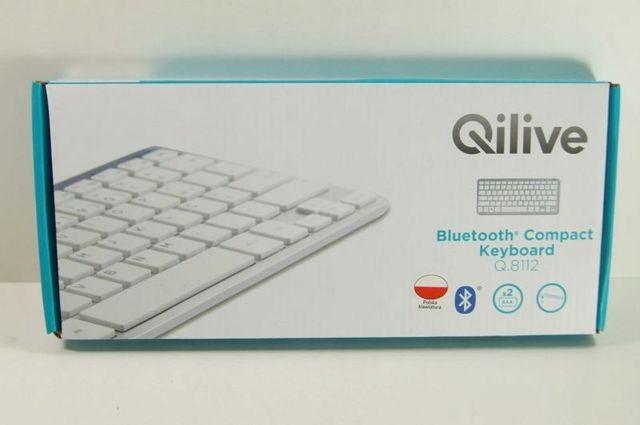 teclado compacto bluetooth
