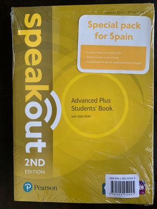 Speakout Advanced Plus - PACK
