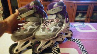 Botas dé patinar