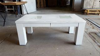 Mesa baja de comedor