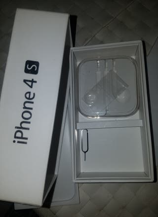 Caja Iphone 4S