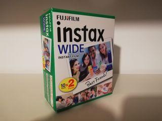 Fujifilm Instax Wide 10X2