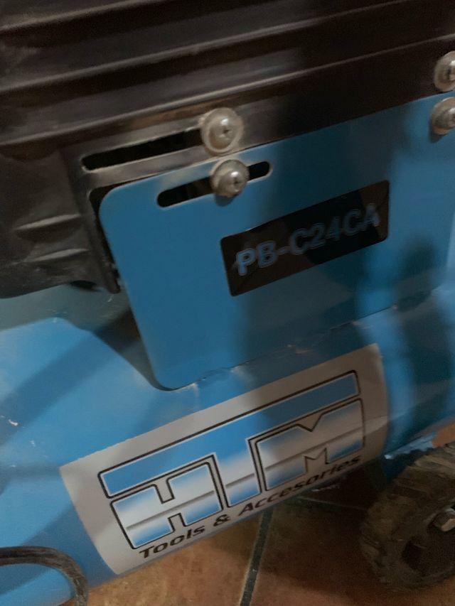 Compresor de aire comprimido HTM