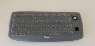 teclado trust nuevo