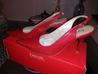 zapatos estiletos