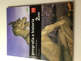 Libros de historia 2º ESO