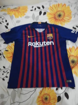 Camiseta barsa Messi