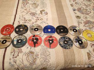 Juegos PS2 3€ cada uno