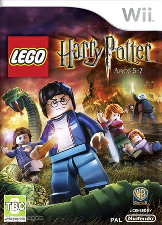 Lego Harry Potter 5-7 wii