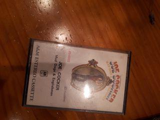 joe cocker cassette
